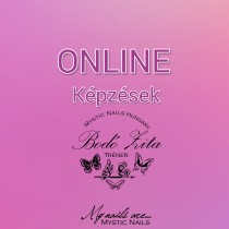 Online képzések Zitával
