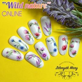 """Wild nature"" Online - Zelenyák Maryvel"