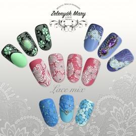 BUDAPEST - Lace mix képzés - Zelenyák Maryvel