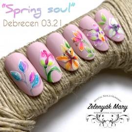DEBRECEN - Spring Soul - Zelenyák Maryvel - Március 21 - 2021