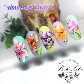 SZEGED - Amazing Garden - Bodó Zitával - Május 27 - 2021