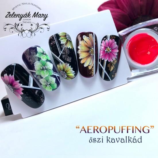 """SZEGED - """"AEROPUFFING"""" - őszi kavalkád - Zelenyák Maryvel"""